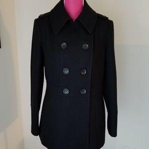 Michael Kors wool peacoat